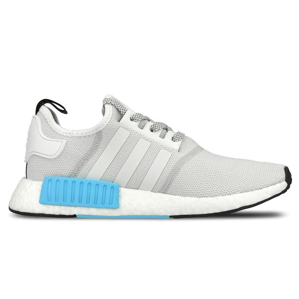 Adidas NMD_R1 Reflective White-Bright Cyan - Kick Game