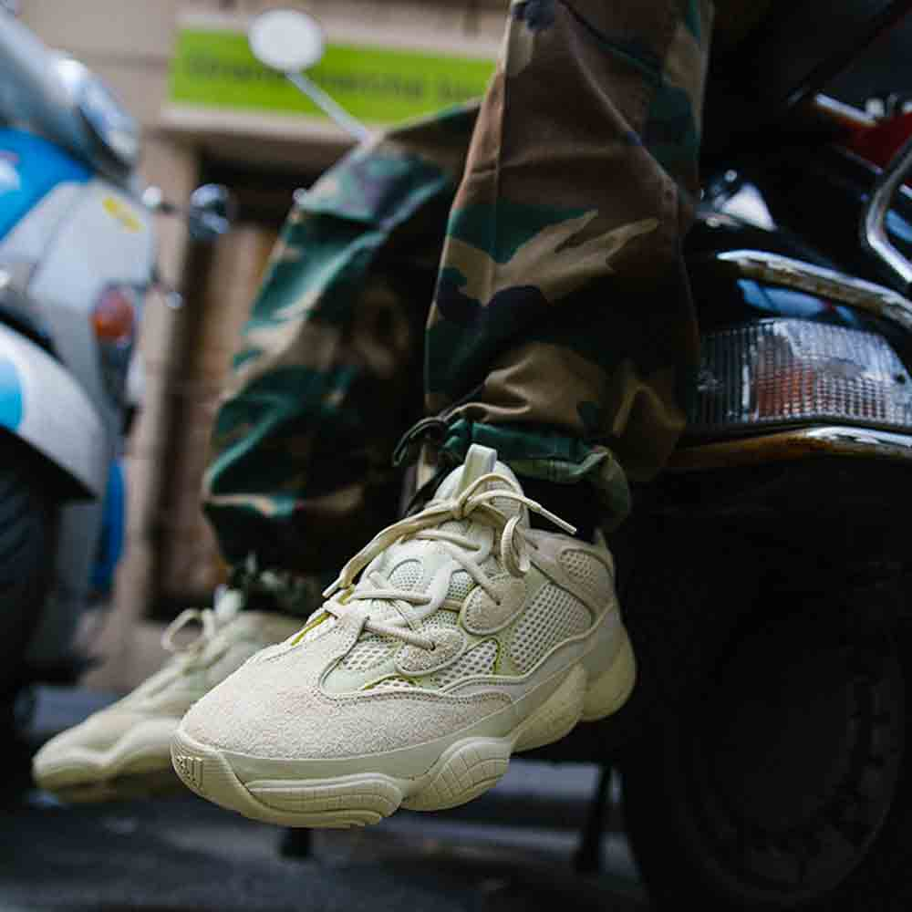 best sneakers 65152 a9ee6 adidas Originals Yeezy 500 Supermoon Yellow