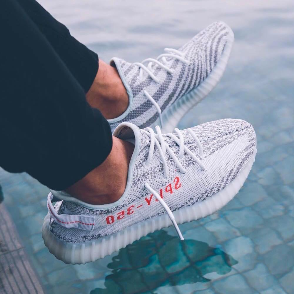 adidas Originals Yeezy Boost 350 V2 Blue Tint
