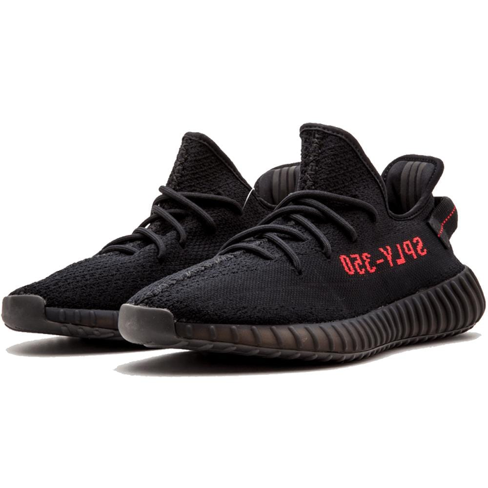 best sneakers 6c6d6 703bf Adidas Originals Yeezy Boost 350 V2 Core Black-Red