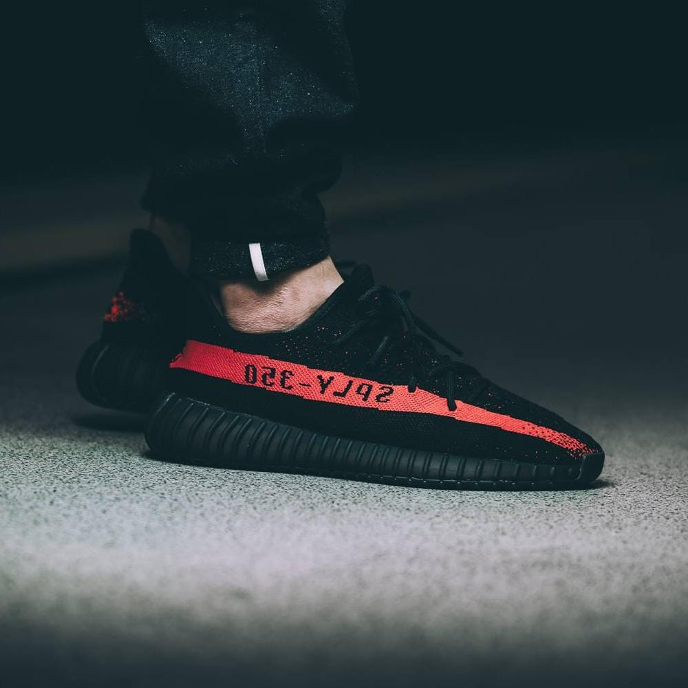 Adidas Originals Yeezy Boost 350 V2 Red - Kick Game