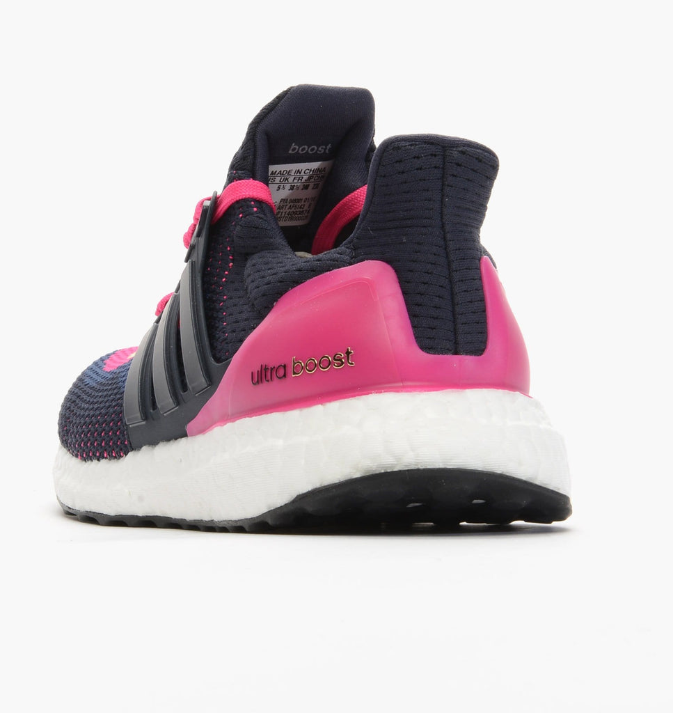 "Adidas Ultra Boost W ""Navy-Pink"" - Kick Game"