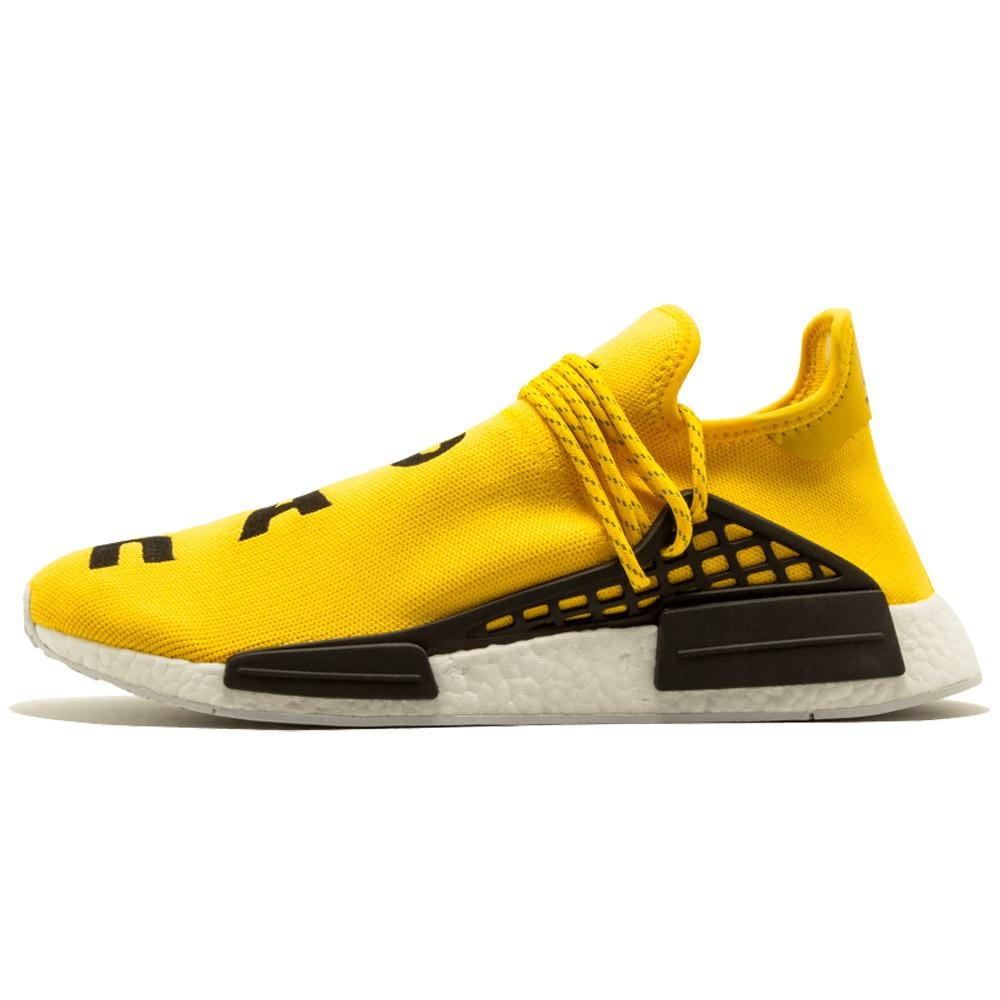 Antorchas Cuerpo Cava  Pharrell Williams x Adidas Originals HU NMD Yellow — Kick Game