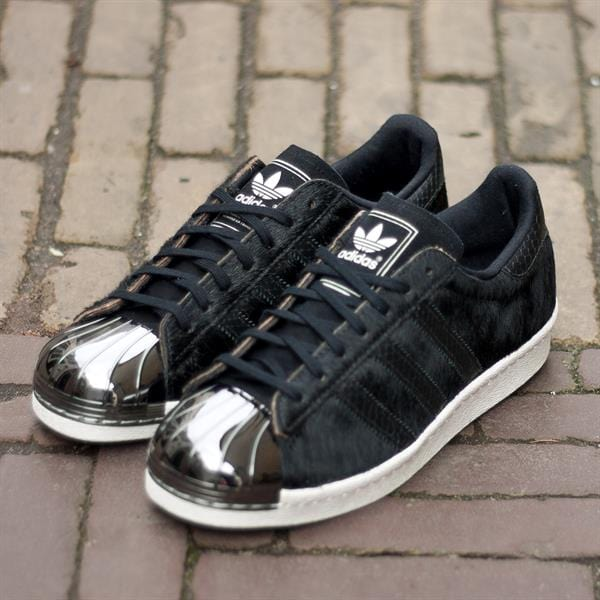 on sale 22bcc c19a9 ADIDAS SUPERSTAR 80S METAL TOE