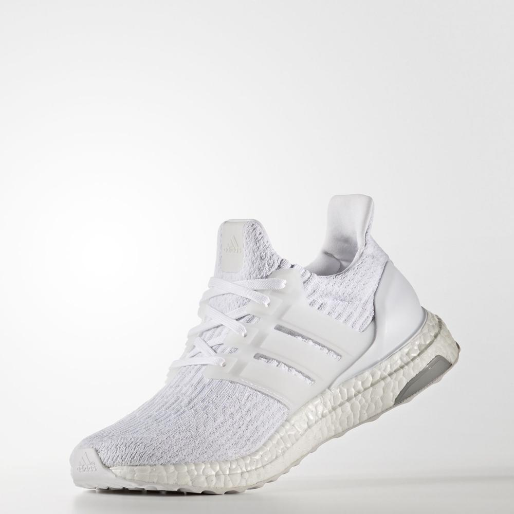 Adidas Ultra Boost 3.0 Triple White - Kick Game