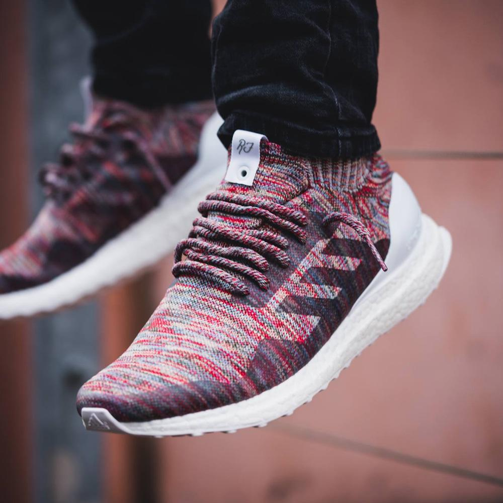 new arrival 87977 0ff20 Adidas Consortium x Kith Ultra Boost Mid Multi