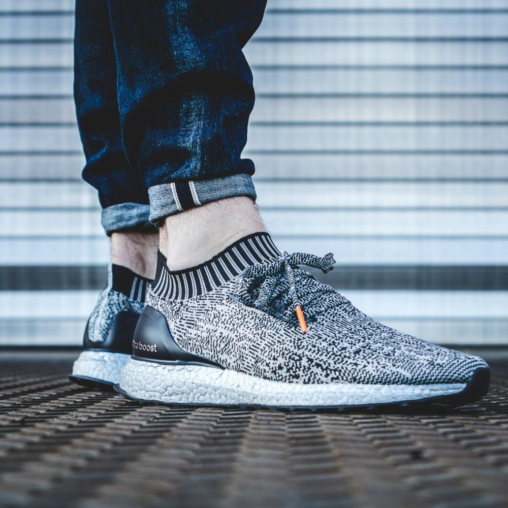 more photos 64b0d 4260d Adidas Ultra Boost Uncaged Silver Boost Superbowl Edition