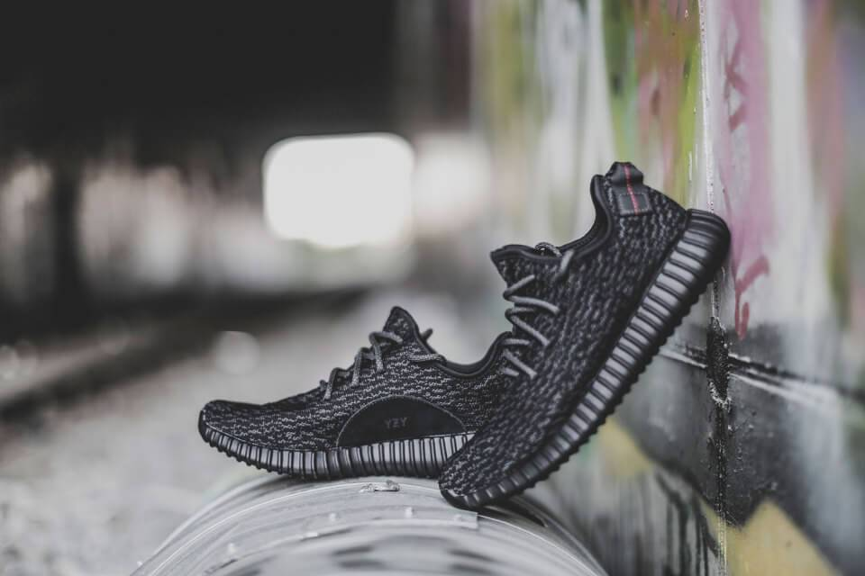 Adidas Yeezy 350 Pirate Black 2.0 (2016) - Kick Game