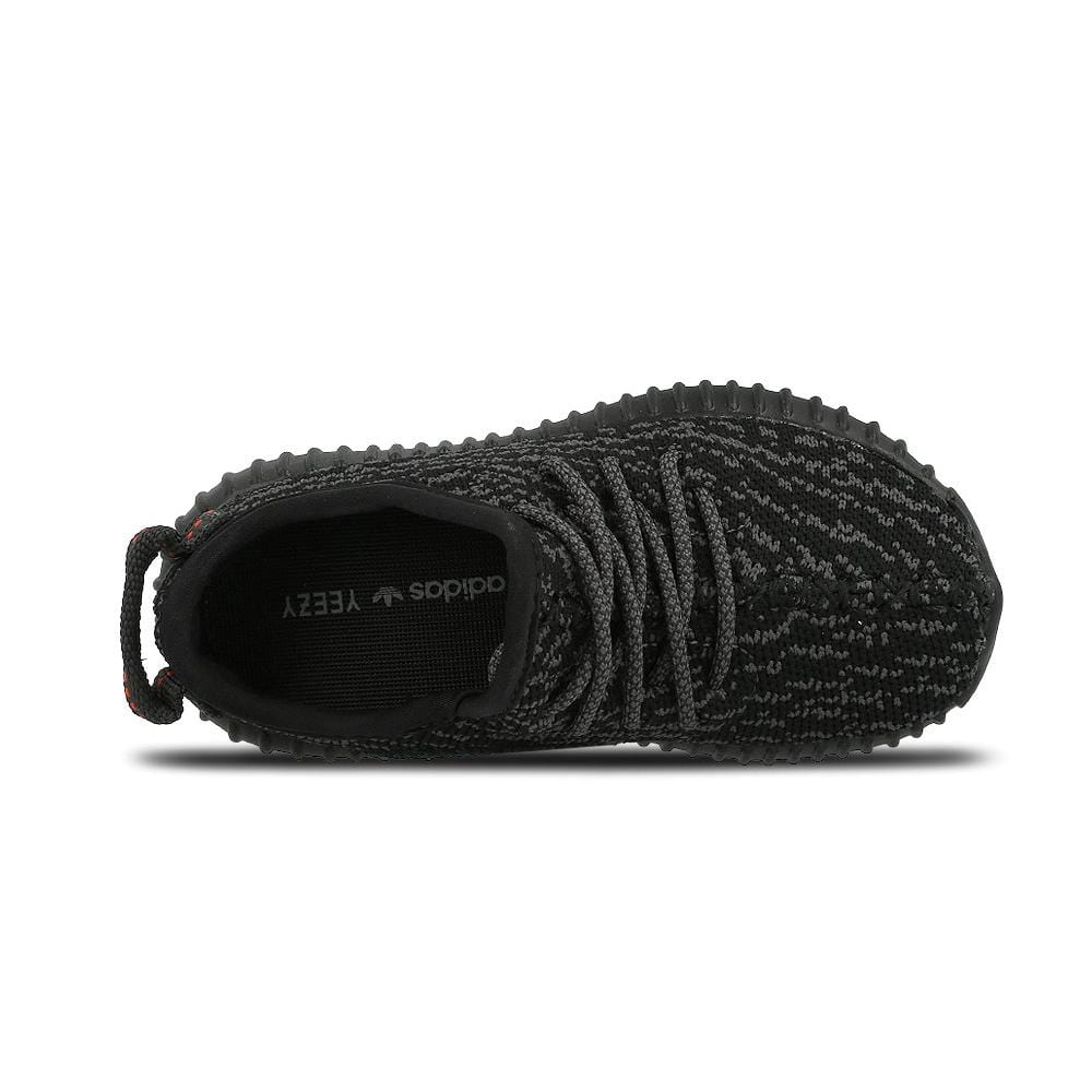 "Adidas Yeezy 350 Boost Infant ""Pirate Black"" - Kick Game"