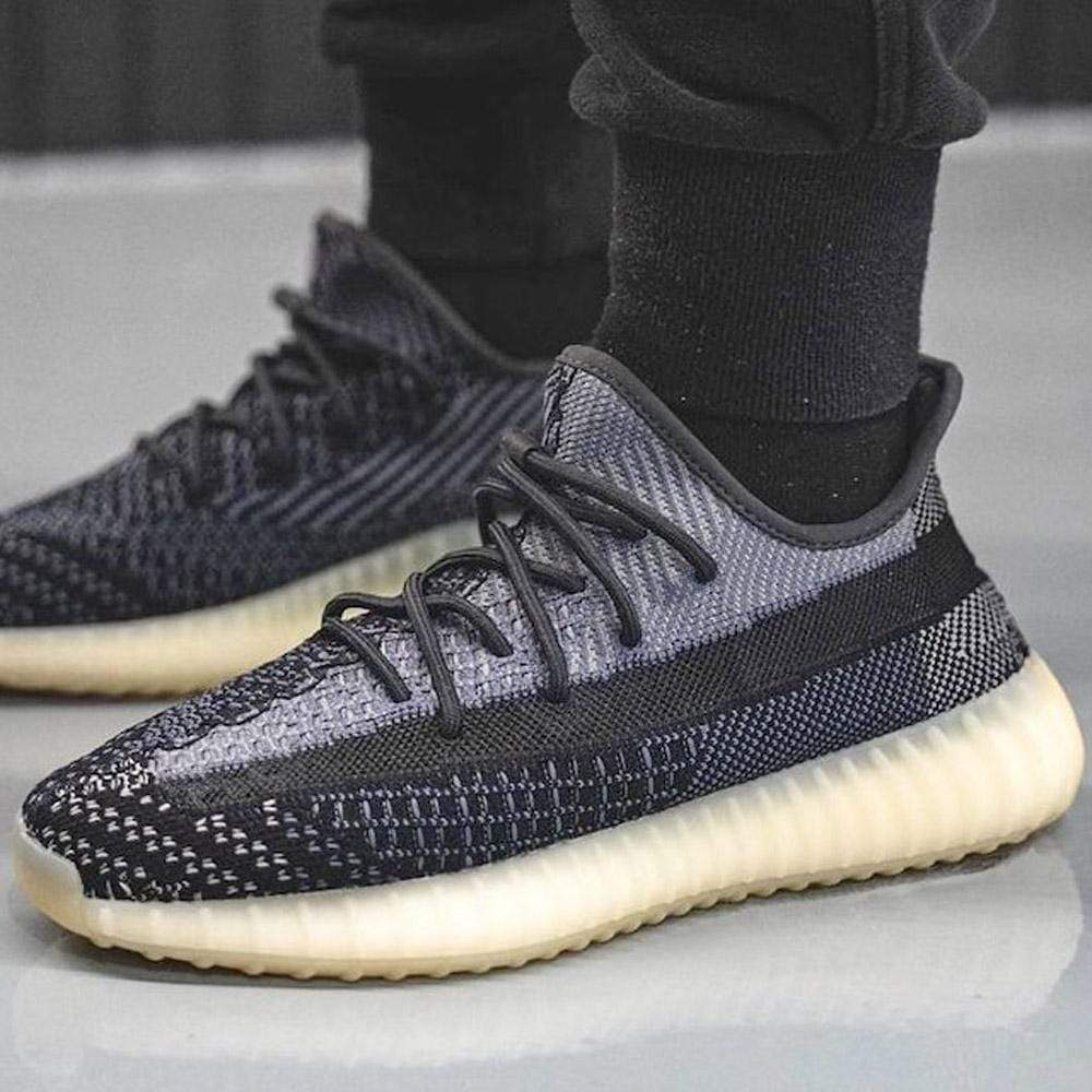 Yeezy Boost 350 V2 'Carbon' - Kick Game