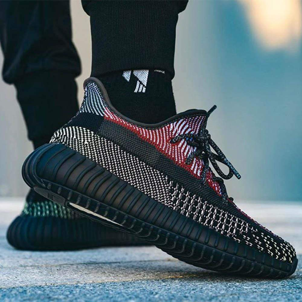 adidas Yeezy Boost 350 V2 'Yecheil Non-Reflective' - Kick Game