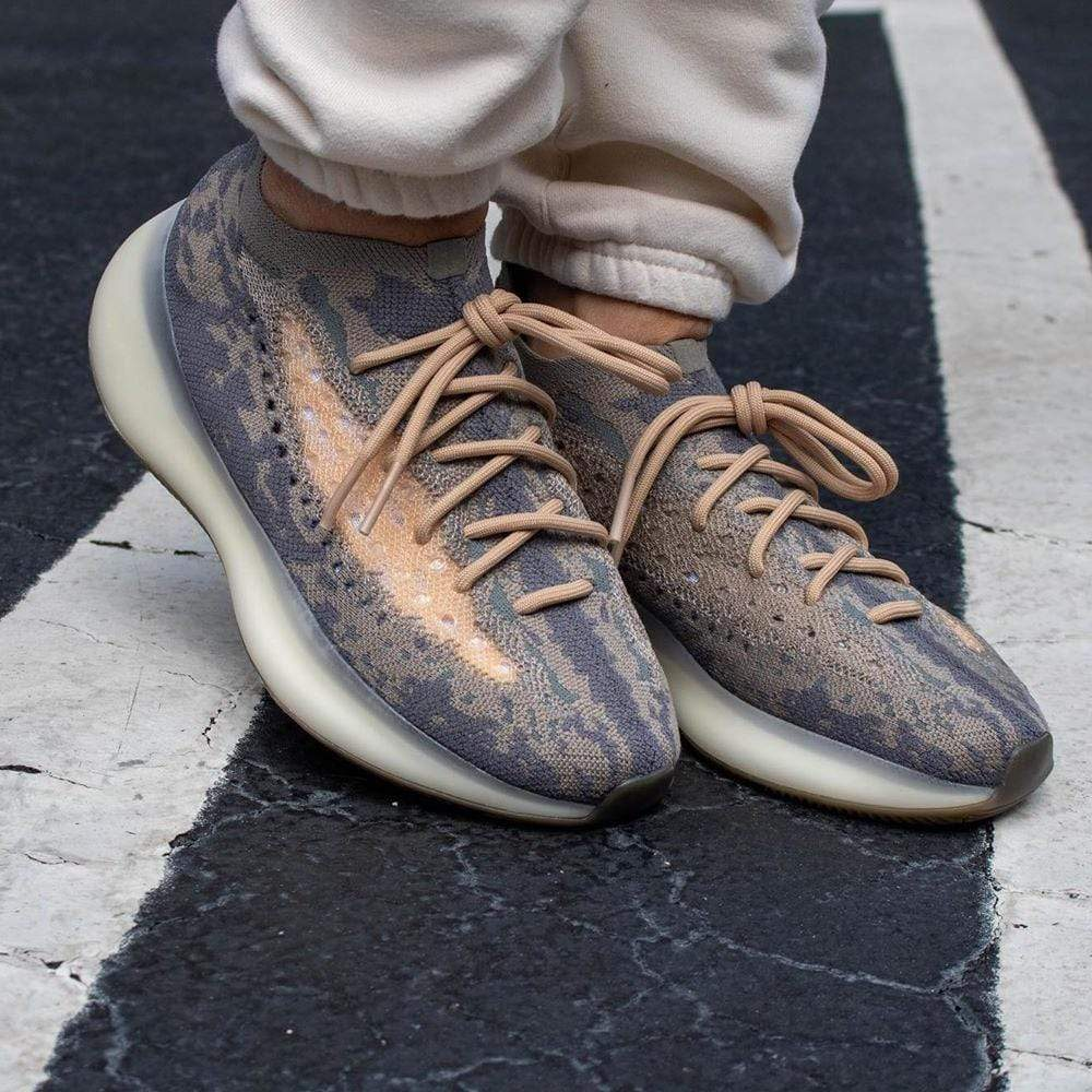 Yeezy Boost 380 'Mist Non-Reflective' - Kick Game