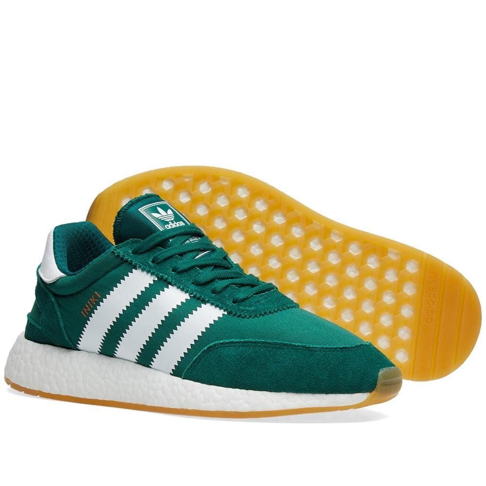 adidas Iniki Runner Collegiate Green-Gum - Kick Game