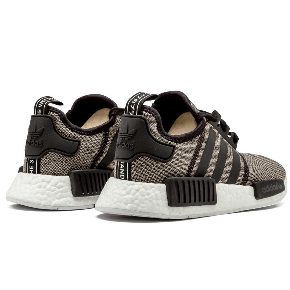 adidas NMD_R1 W Black-White Reflective - Kick Game