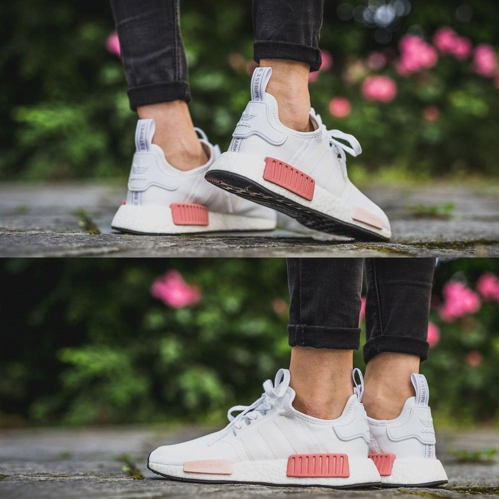 adidas W NMD_R1 White Rose - Kick Game