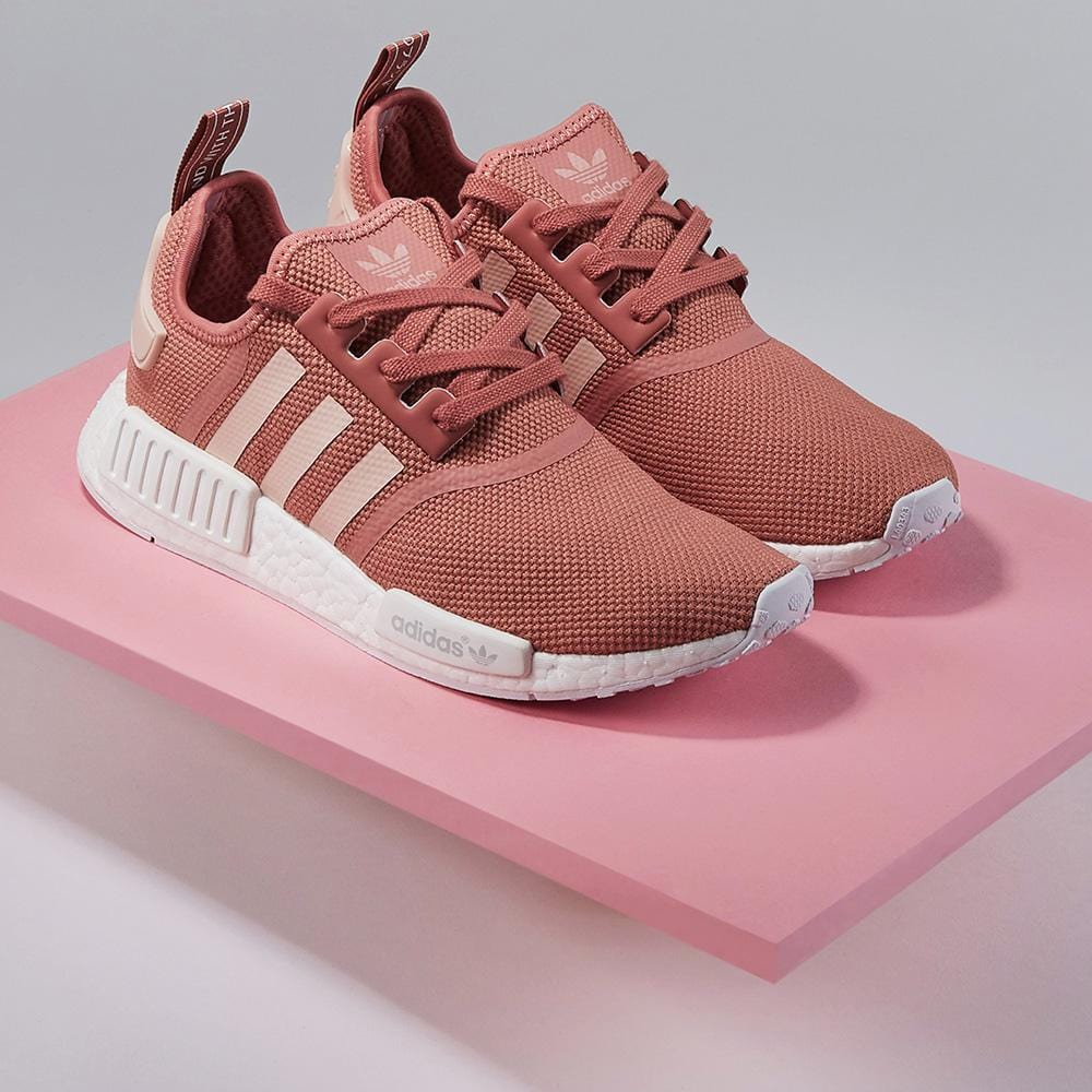 new products b13c3 db7cd Adidas NMD_R1 W Raw Pink