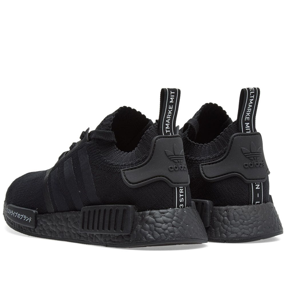 adidas NMD_R1 Primeknit Black  Japan Pack - Kick Game