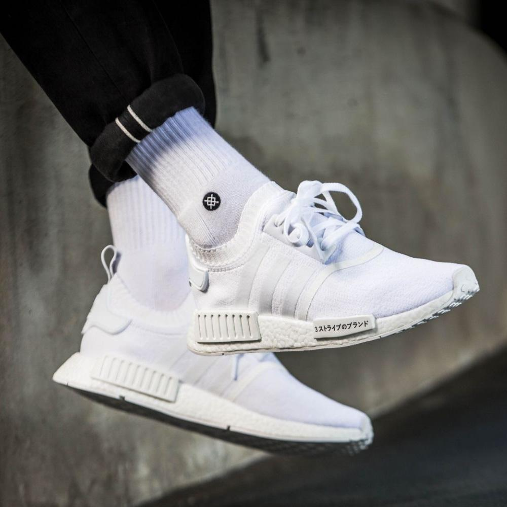 adidas NMD_R1 Primeknit Footwear White  Japan Pack - Kick Game