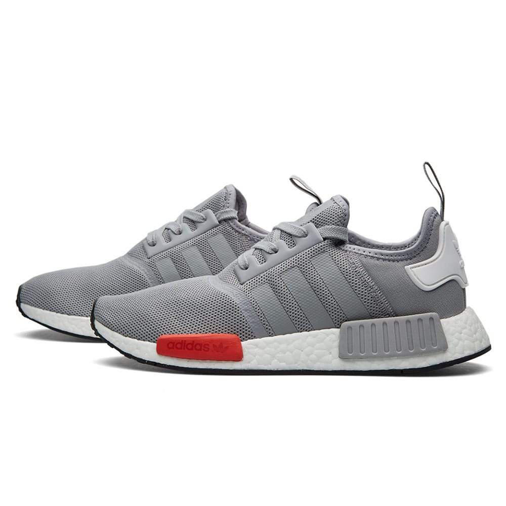 ADIDAS NMD RUNNER Light Onix & White - Kick Game