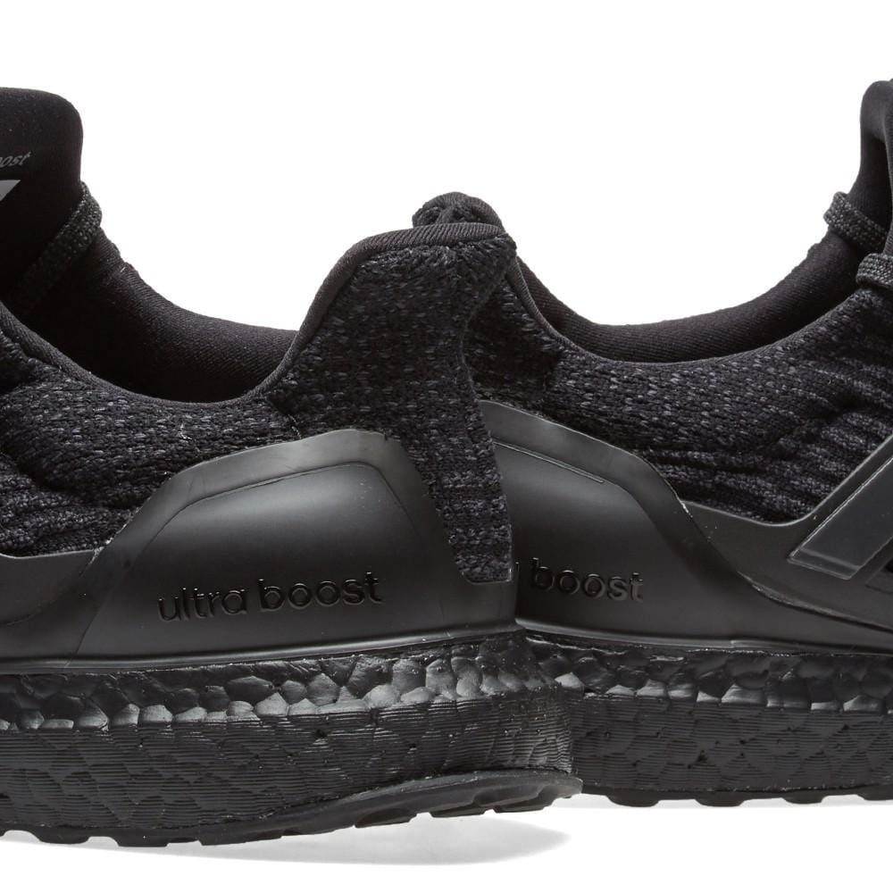 sneakers for cheap ba536 4795f Adidas Ultra Boost 3.0 'Triple Black'