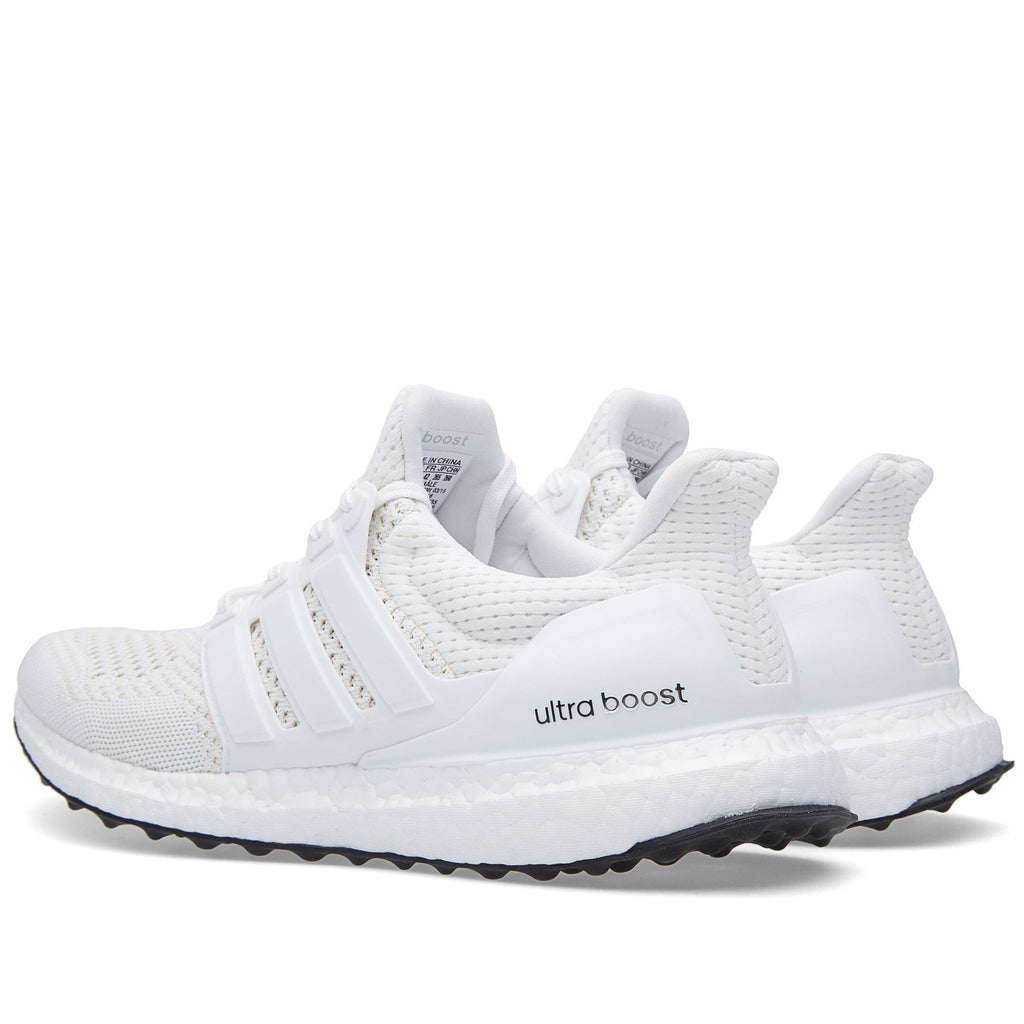 ADIDAS ULTRA BOOST 1.0 W White & Silver Metallic - Kick Game