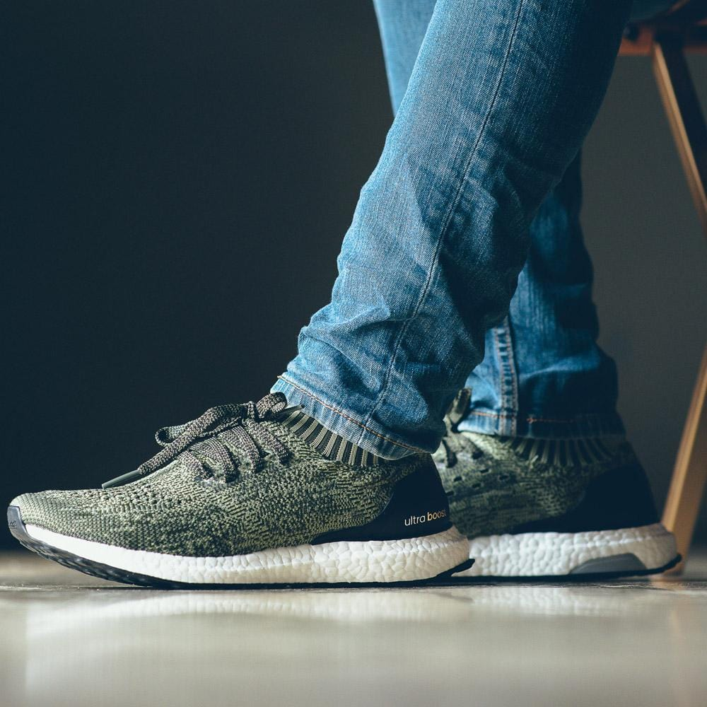 Adidas Ultra Boost Uncaged Khaki - Kick Game