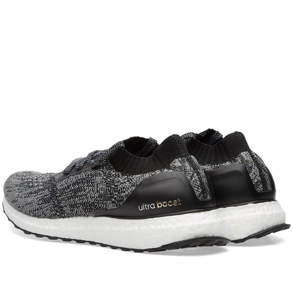 ADIDAS ULTRA BOOST UNCAGED M Core Black & Solid Grey - Kick Game