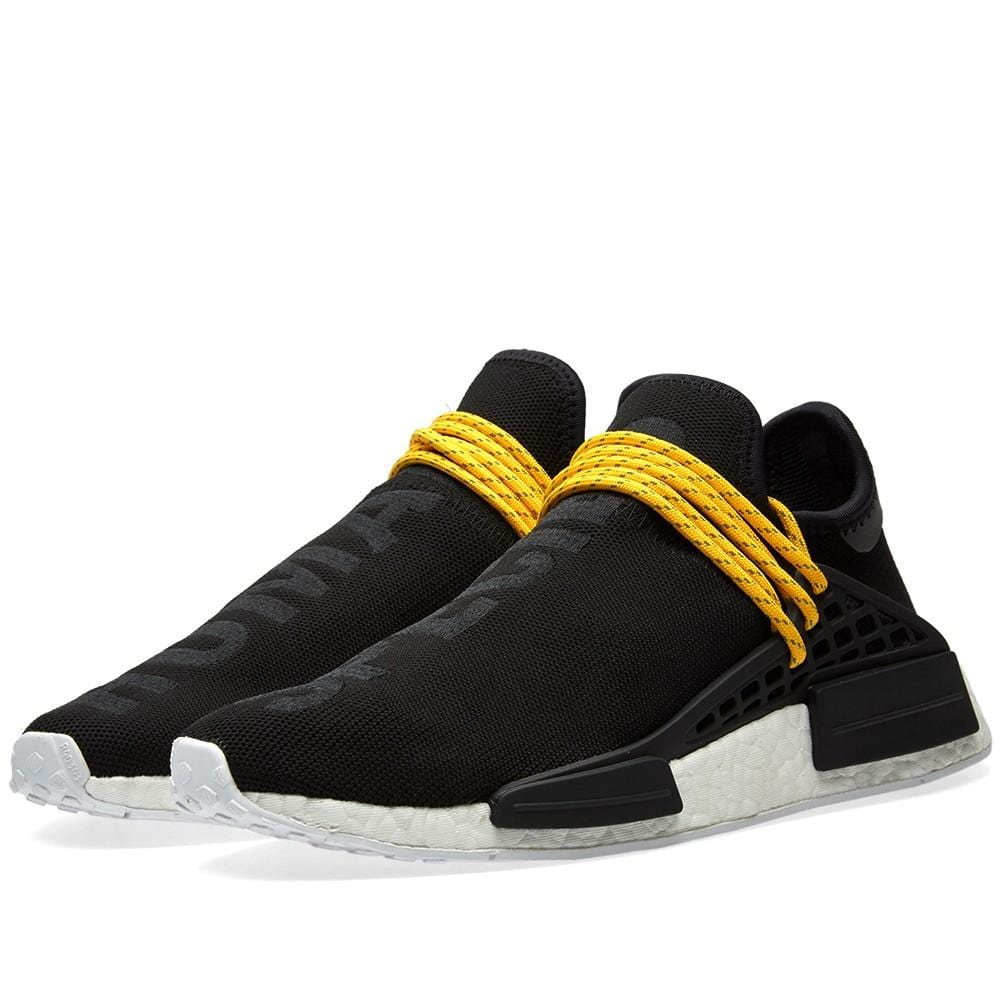 new product 9d5bb a88fa Pharrell Williams x adidas Originals NMD Human Race Black