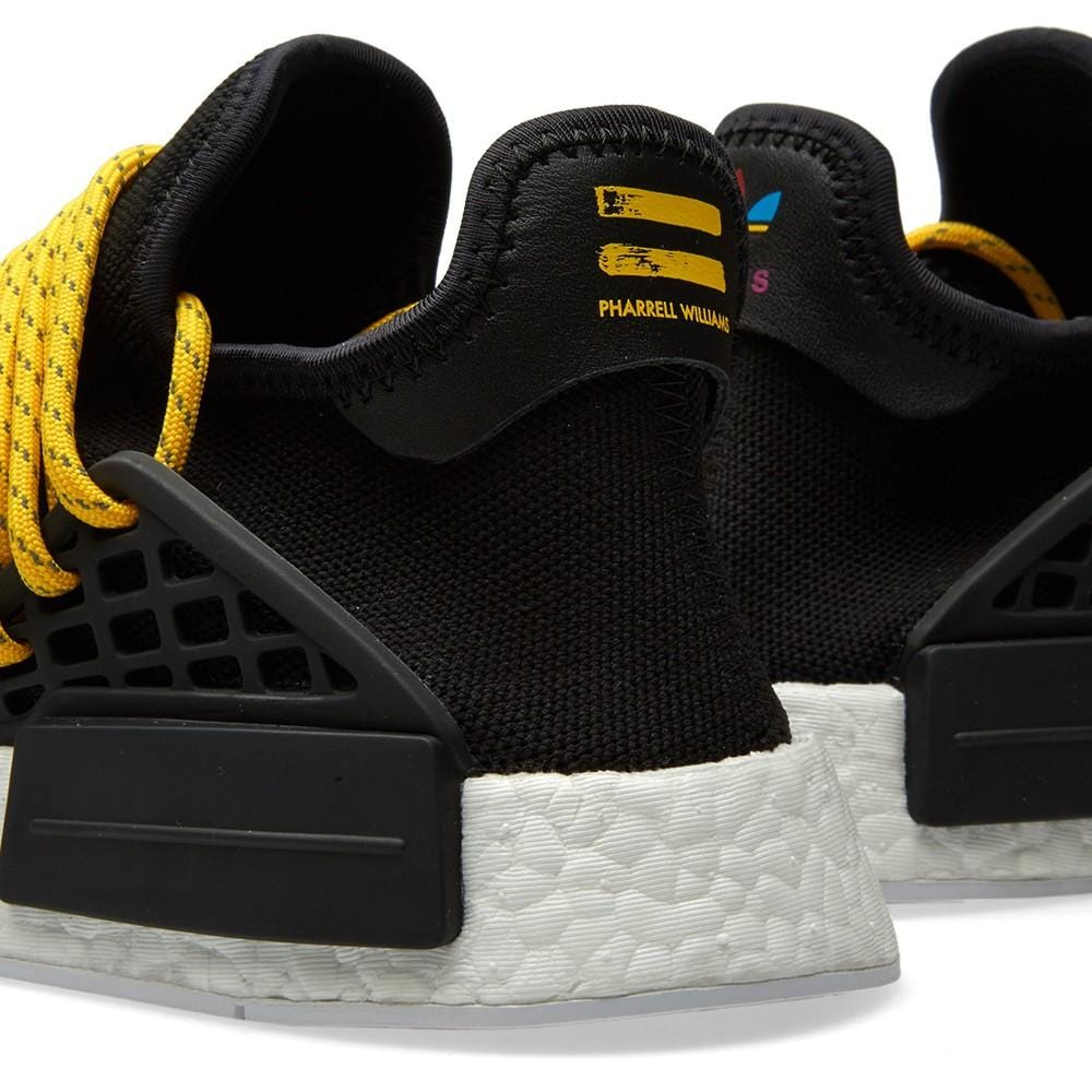Pharrell Williams x adidas Originals NMD Human Race  Black - Kick Game