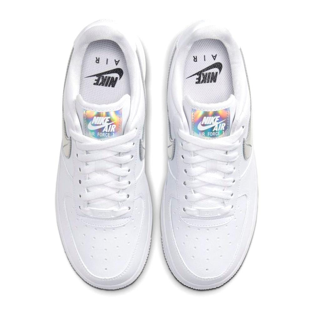 Nike Air Force 1 Iridescent White (W) - Kick Game