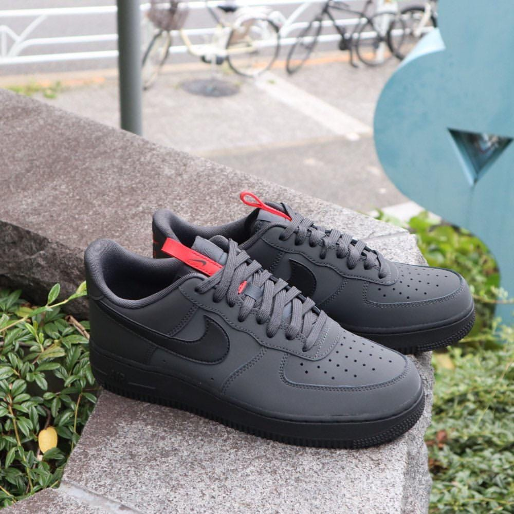 Nike Air Force 1 Low 'Anthracite' - Kick Game