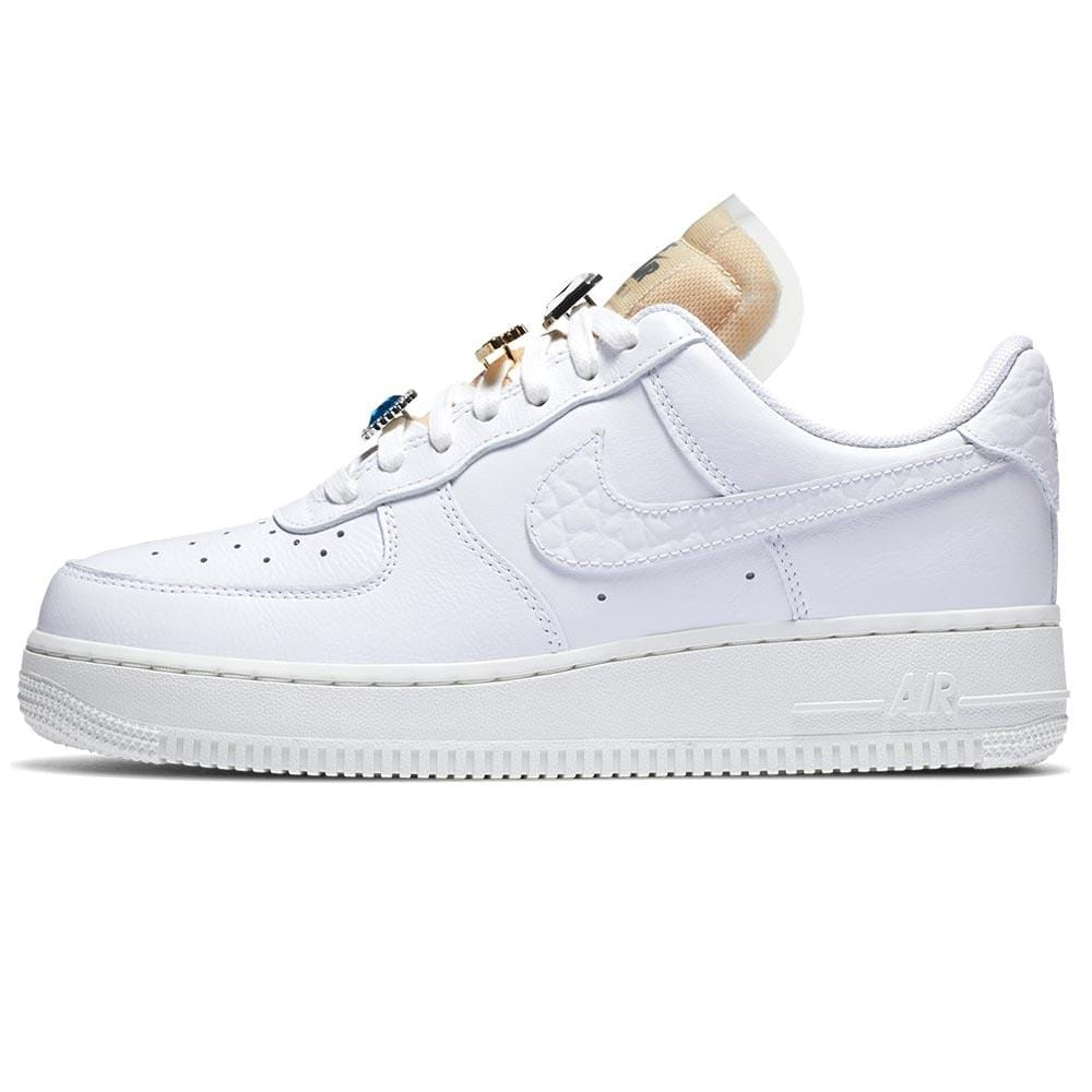Hecho de Mago Dormido  Nike Wmns Air Force 1 Low '07 LX 'Bling' — Kick Game