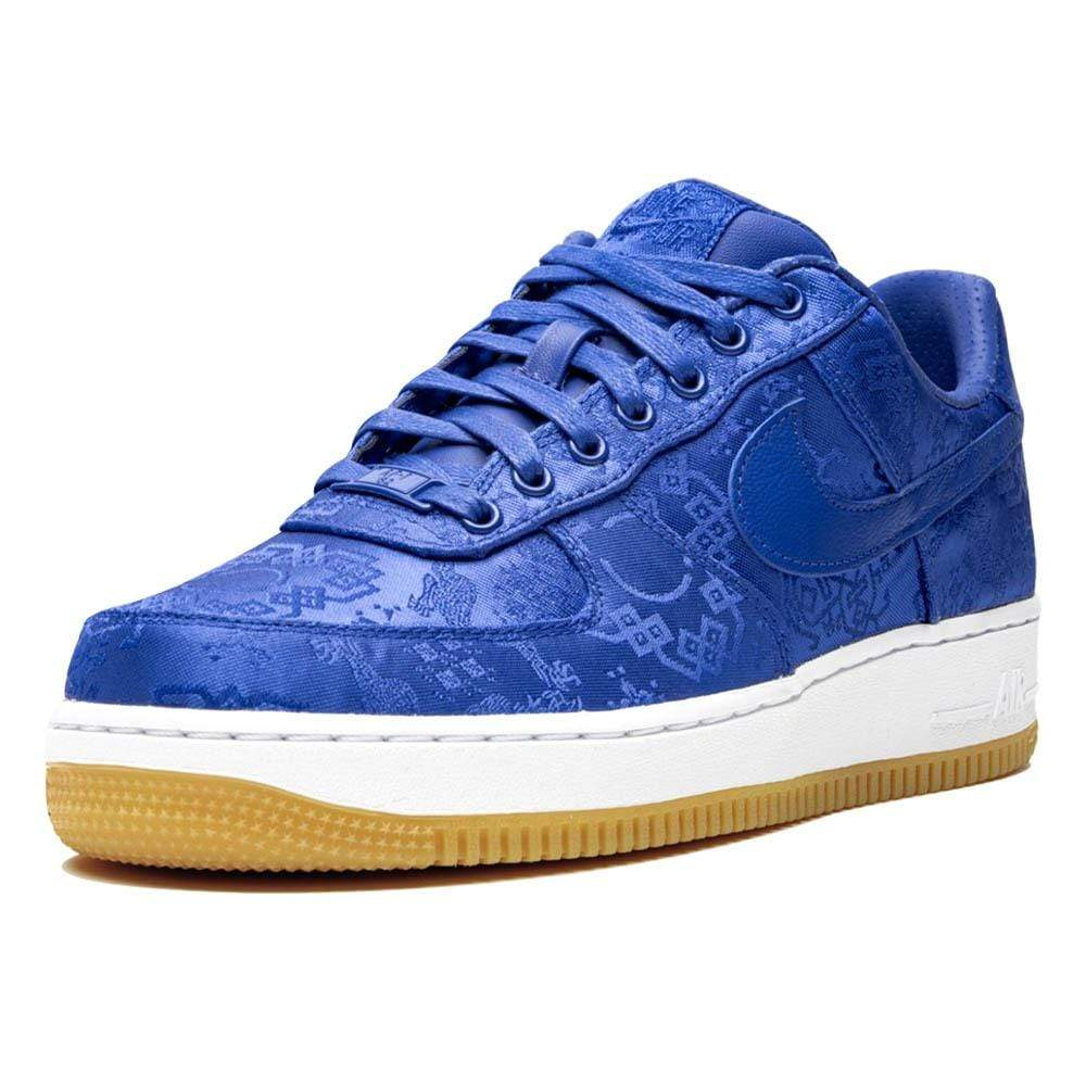 CLOT x Nike Air Force 1 PRM 'Royal Silk' - Kick Game