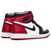 Air Jordan 1 Wmns Retro High 'Satin Black Toe' - Kick Game