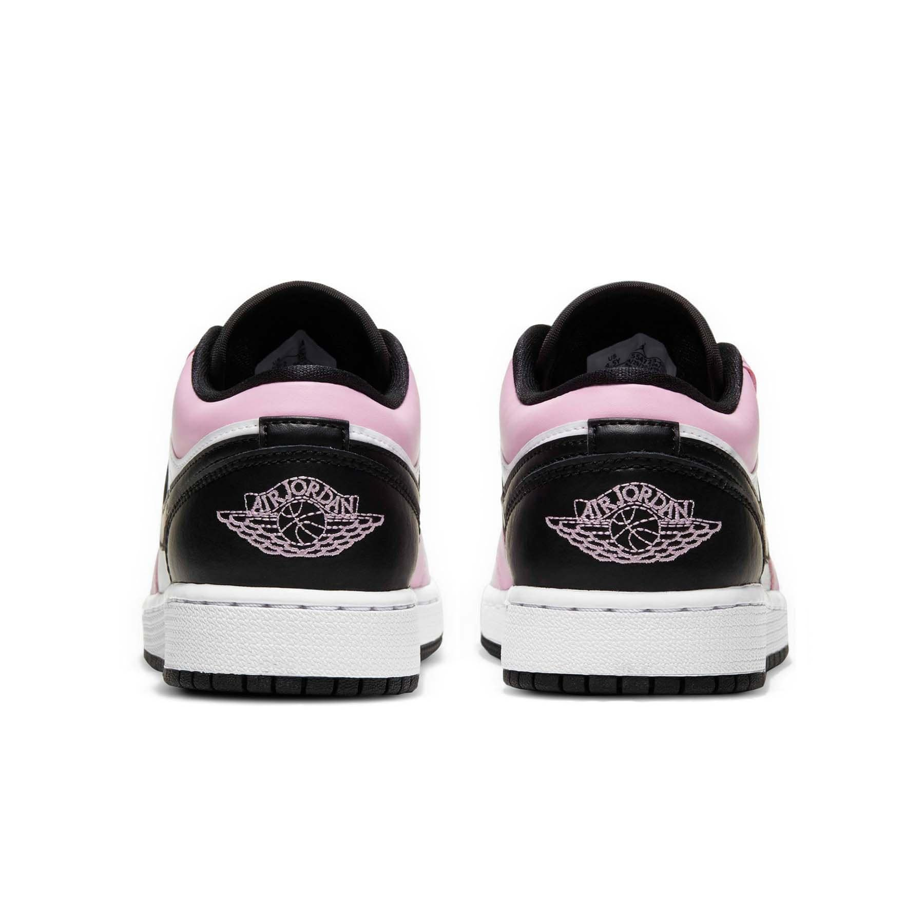 Air Jordan 1 Low GS 'Light Arctic Pink' - Kick Game