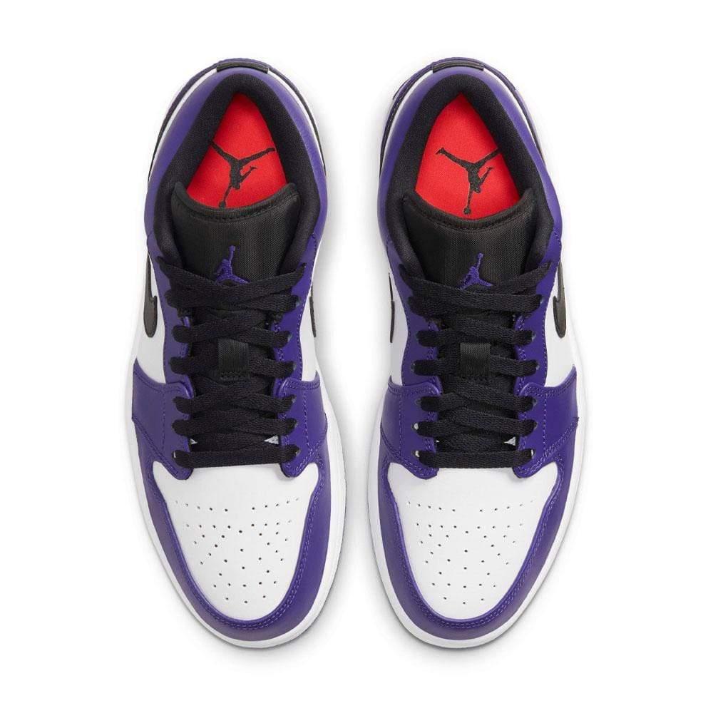 Air Jordan 1 Low 'Court Purple' - Kick Game