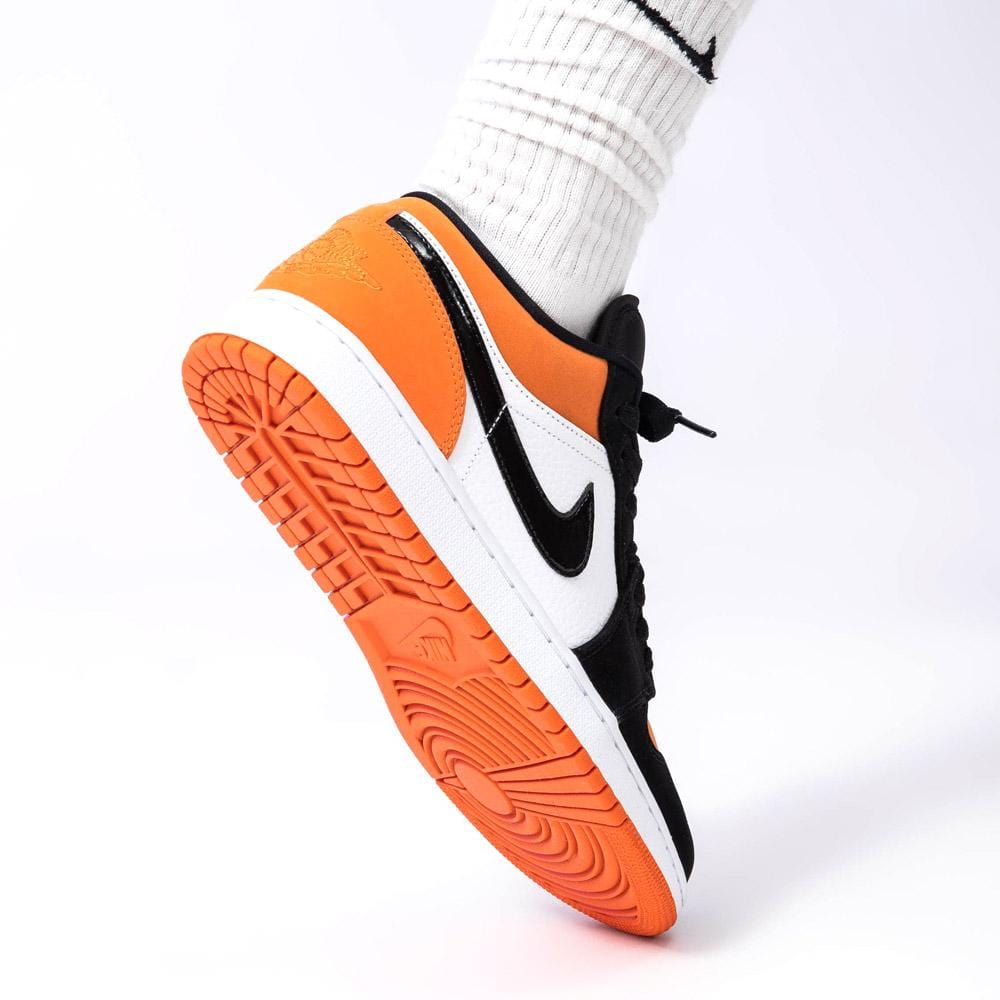 Air Jordan 1 Low 'Shattered Backboard' - Kick Game