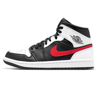 Air Jordan 1 Mid PS 'Black Gym Red' - Kick Game