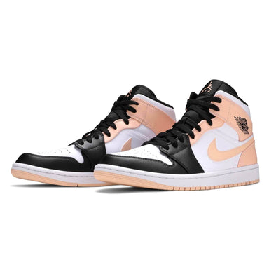 Air Jordan 1 Mid 'Crimson Tint' - Kick Game