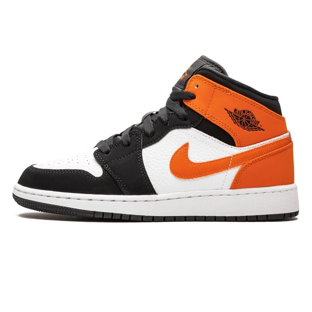 Air Jordan 1 Mid GS 'Shattered Backboard' - Kick Game