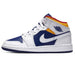 Air Jordan 1 GS Mid 'White Laser' - Kick Game