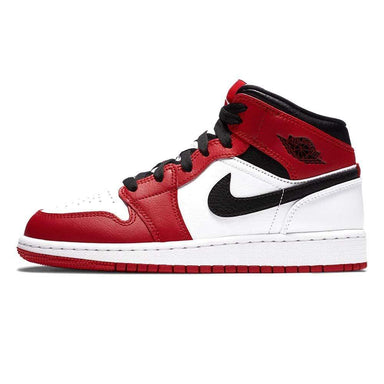 Air Jordan 1 Mid GS 'Chicago' - Kick Game