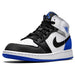 Air Jordan 1 Mid GS 'Royal White' - Kick Game