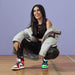 Melody Ehsani x Wmns Air Jordan 1 Mid 'Fearless' - Kick Game