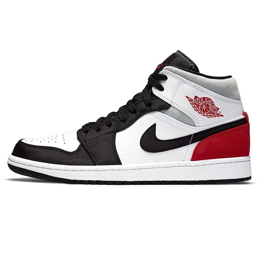 Air Jordan 1 Mid SE 'Union Black Toe' - Kick Game