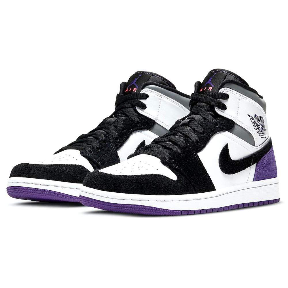 Air Jordan 1 Mid SE 'Varsity Purple' - Kick Game