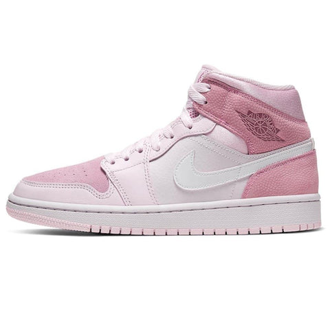 "Air Jordan 1 WMNS Mid ""Digital Pink"""