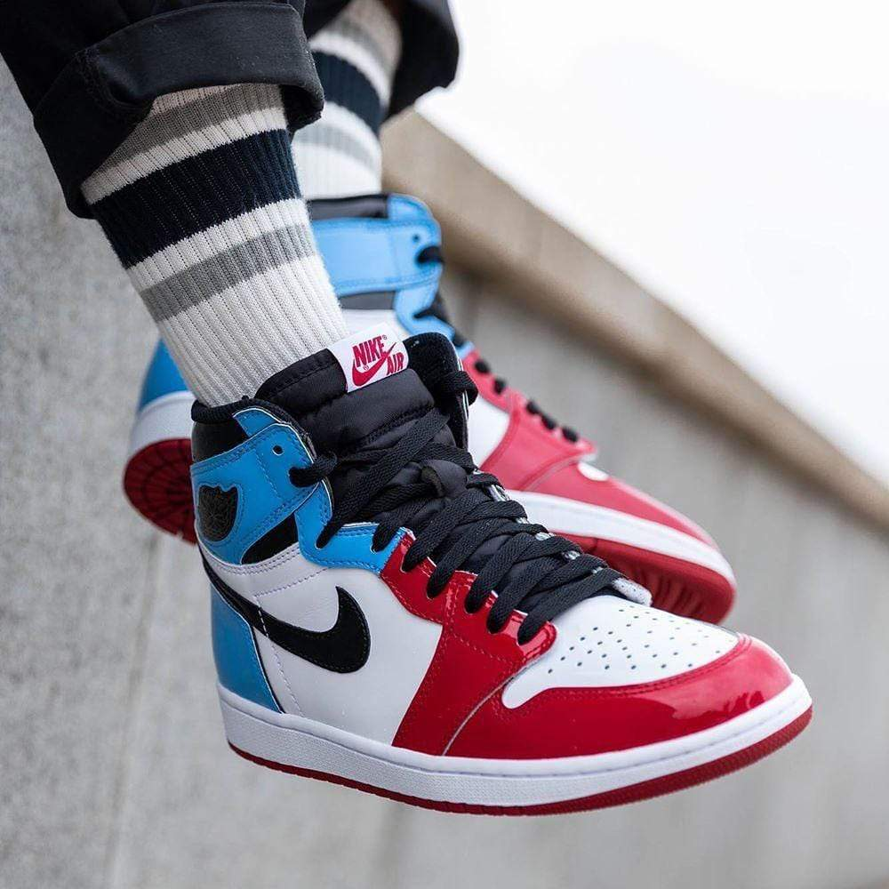Les Twins x Air Jordan 1 Retro High OG 'Fearless' - Kick Game