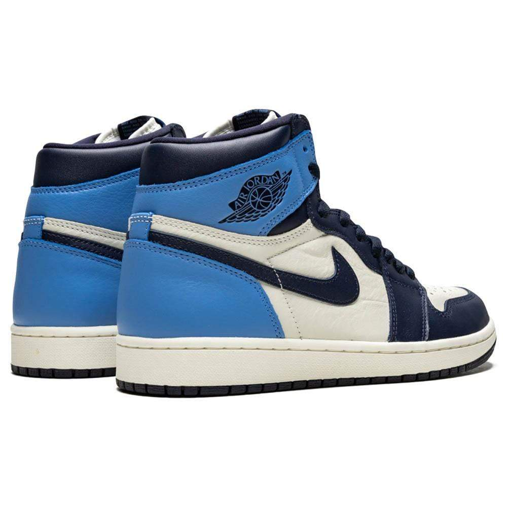 Air Jordan 1 Retro High OG 'Obsidian' UNC - Kick Game