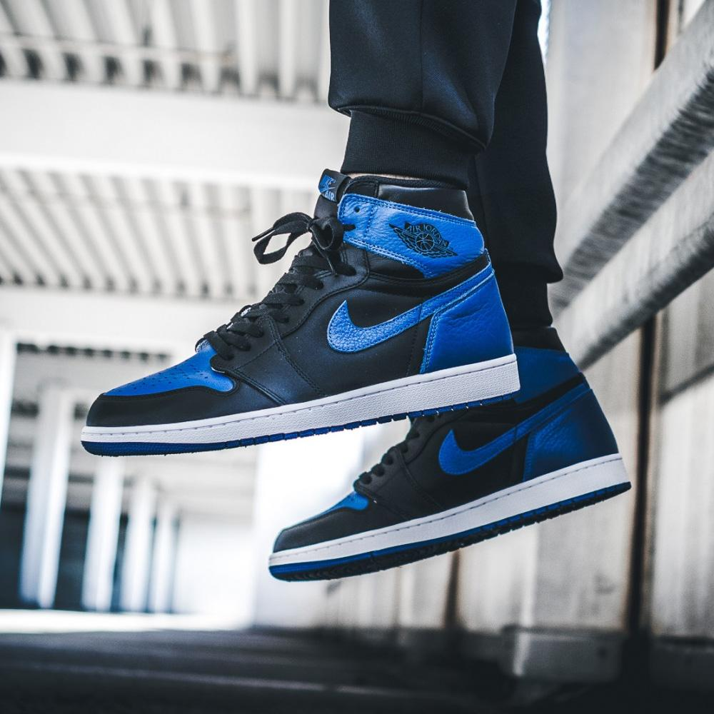 Air Jordan 1 Retro High OG Royal - Kick Game